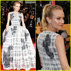 Diane Kruger: Cannes Closing Ceremony!