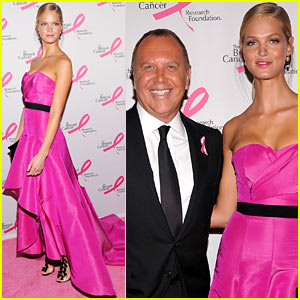 Erin Heatherton: Hot Pink Party!