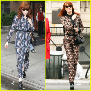 Florence Welch Feels 'Quite Powerful' on Stage