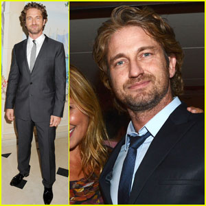 Gerard Butler: Art of Elysium Paradis Party!
