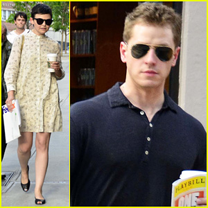Ginnifer Goodwin & Josh Dallas: 'One Man, Two Guvnors' Date!