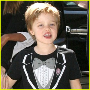 Happy 6th Birthday, Shiloh Jolie-Pitt! - Pics Through the Years