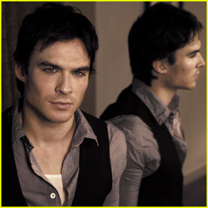 Ian Somerhalder Is 'In Pursuit of an Idea That Matters'
