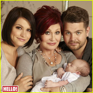 Jack Osbourne: Baby Pearl's First Pics!