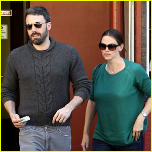 Jennifer Garner &#038; Ben Affleck: Doctors Duo