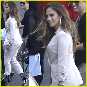 Jennifer Lopez's Last Week on 'American Idol'?