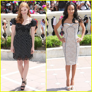Jessica Chastain &#038; Jada Pinkett Smith: 'Madagascar 3' in Cannes!