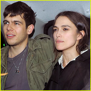 Keira Knightley: Engaged to James Righton?