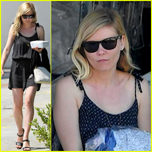 Kirsten Dunst: 'On the Road' Premiere Next Week!