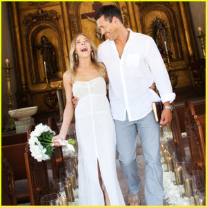 Leann Rimes Amp Eddie Cibrian Vow Renewal Photo Eddie