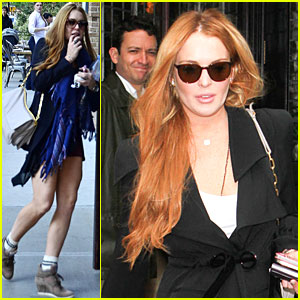 Lindsay Lohan: 'Liz & Dick' Starts Filming June 4!