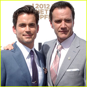 Matt Bomer: My Partner Simon Halls is 'Totally Supportive'