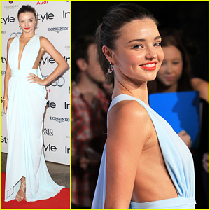 Miranda Kerr: Women of Style Awards 2012!
