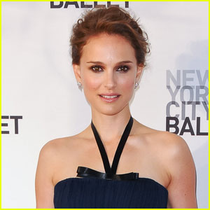Natalie Portman: 'Jane Got a Gun' Star & Producer!