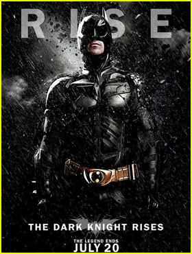 New 'Dark Knight Rises' Character Posters Revealed!