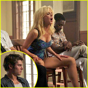 Nicole Kidman Insisted on Zac Efron Pee Scene in 'Paperboy'