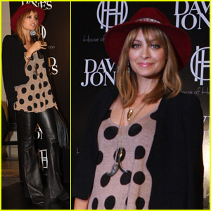 Nicole Richie: House of Harlow Collection Launch!