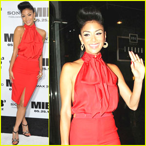 Nicole Scherzinger: 'Men in Black 3' NYC Premiere