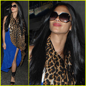 Nicole Scherzinger: New Yorkers Are the Best!