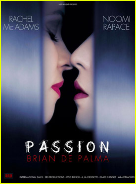 Rachel McAdams: 'Passion' Stills Released!