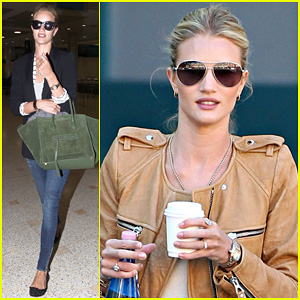 Rosie Huntington-Whiteley: 'Hello Sunny Sydney'