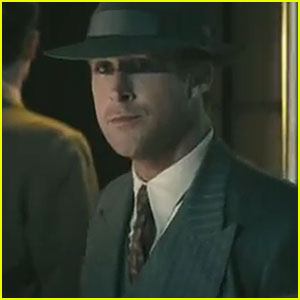 Ryan Gosling: 'Gangster Squad' Trailer!