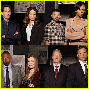 'Scandal' Renewed for Second Season!