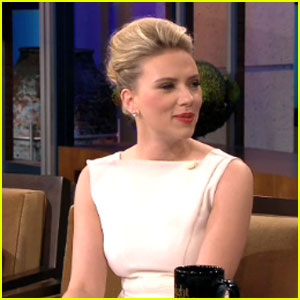 Scarlett Johansson: 'Tonight Show with Jay Leno' Appearance!
