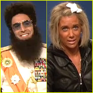 'SNL' Weekend Update: 'The Dictator' & Tanning Mom!