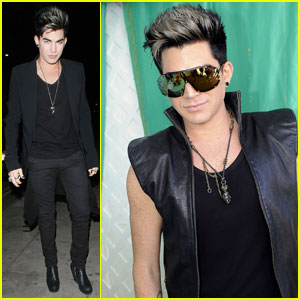 Adam Lambert: Alice Summerthing Performer!