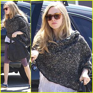 Amanda Seyfried: 'Les Miserables' Wraps Filming