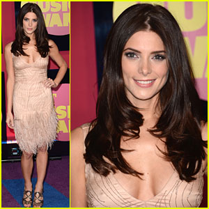 Ashley Greene - CMT Music Awards 2012