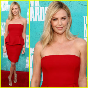 Charlize Theron - MTV Movie Awards 2012