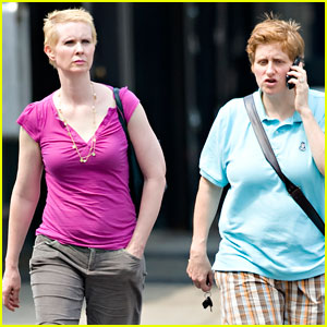Cynthia Nixon: Let People Get Married