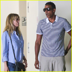 Ellen Pompeo & Chris Ivery: Sushi Park Lunch!