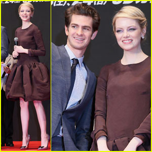 Emma Stone & Andrew Garfield: 'Spider-Man' World Premiere!