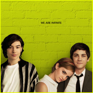 Emma Watson: 'Perks of Being a Wallflower' Poster!