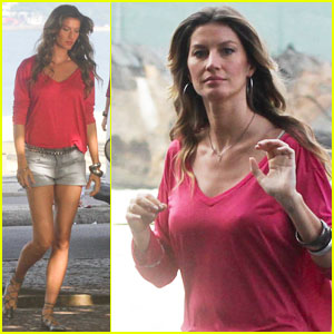 Gisele Bundchen: 'Life Is Like a Camera, Capture Good Times'