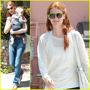 January Jones: Doctor Check-up with Xander