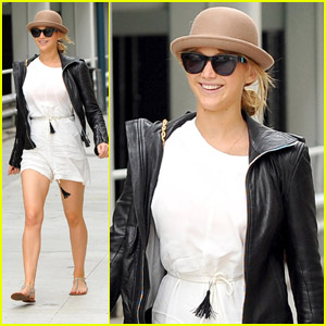 Jennifer Lawrence: Sunday Mati