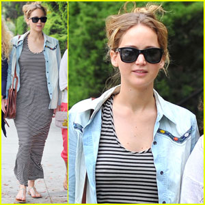 Emma Stone Finds Inspiration in Jennifer Lawrence