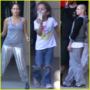 Jennifer Lopez: 'It's Go Time!'