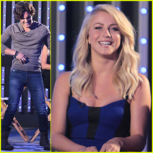 Julianne Hough: 'Rock of Ages' Q&#038;A