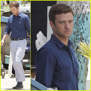 Justin Timberlake: 'Runner, Runner' in Puerto Rico!