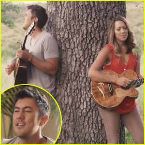 Justin Young & Colbie Caillat: 'Puzzle Pieces' Video!