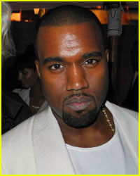 Kanye West Yells at Laser-Toting Fan