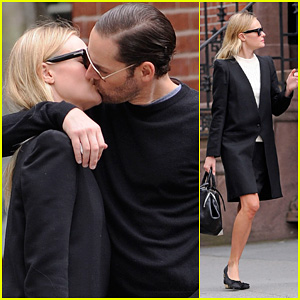 Kate Bosworth &#038; Michael Polish: West Village Lovers!