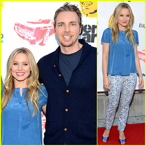 Kristen Bell: 'Hit & Run' Screening with Dax Shepard!