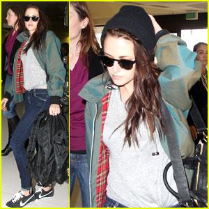 Kristen Stewart: Goodbye Sydney