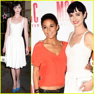 Krysten Ritter: Teen Choice Villain Nominee!